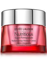 Estée Lauder Gesichtspflege Nutritious Super-Pomegranate Radiant Energy Moisture Creme Gesichtscreme 50.0 ml