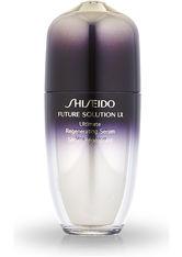SHISEIDO - Shiseido Gesichtspflege Future Solution LX Ultimate Regeneration Serum 30 ml - Serum
