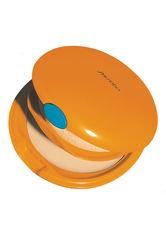 Shiseido Sonnenpflege Sonnenmake-up Tanning Compact Foundation Natural SPF 6 Natural 12 g