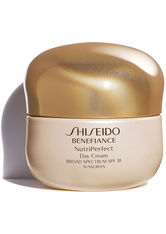 Shiseido Gesichtspflege Benefiance NutriPerfect NutriPerfect Day Cream SPF 15 50 ml