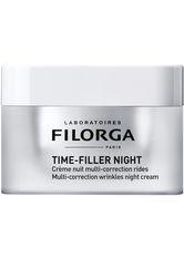 Filorga Nachtpflege Time-Filler Night Gesichtscreme 50.0 ml