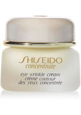 SHISEIDO - Shiseido Gesichtspflege Facial Concentrate Eye Wrinkle Cream 15 ml - AUGENCREME