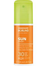Annemarie Börlind SUN SPORT Kühlendes Sonnen-Spray LSF 30 100 ml Sonnenspray