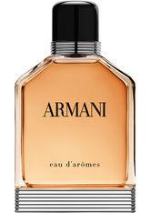 GIORGIO ARMANI - Giorgio Armani Eau pour Homme Eau D'Arômes Eau de Toilette Natural Spray 100 ml - PARFUM