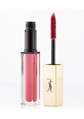 YVES SAINT LAURENT - Yves Saint Laurent Make-up Augen Mascara Vinyl Couture Nr. 06 I'm The Madness - Pink 6,70 ml - MASCARA