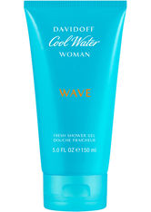Davidoff Damendüfte Cool Water Wave Woman Shower Gel 150 ml