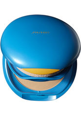 SHISEIDO - Shiseido Suncare UV Protective Compact Foundation SPF 30 Dark Beige 12 ml Kompakt Foundation - Gesichtspuder