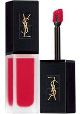 Yves Saint Laurent Tatouage Couture Velvet Cream 6 g 203 Rose Dissident Flüssiger Lippenstift