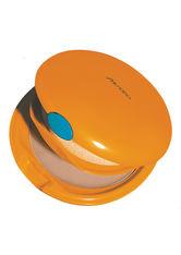 Shiseido Sonnenpflege Sonnenmake-up Tanning Compact Foundation Natural SPF 6 Honey 12 g
