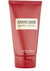 ROBERTO CAVALLI - Roberto Cavalli Damendüfte Paradiso Assoluto Shower Gel 150 ml - DUSCHEN