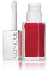 CLINIQUE - Clinique Pop Liquid MatteLip Colourand Primer 6 ml (verschiedene Farbtöne) - Flame Pop - Liquid Lipstick