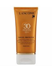 LANCÔME - Lancôme Soleil Bronzer Smoothing Protective Cream SPF 30 50 ml - SONNENCREME