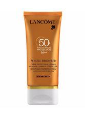 LANCÔME - Lancôme Sonnenpflege Lancôme Sonnenpflege Soleil Bronzer Creme Visage getönt LSF 50 Sonnencreme 50.0 ml - Bb - Cc Cream