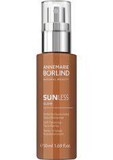 Annemarie Börlind - Sunless Glow Selbstbräunendes Gesichtsspray  - Gesichtsspray - 50 Ml -
