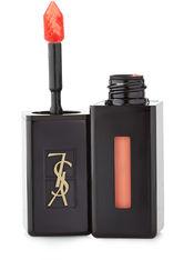 Yves Saint Laurent Vernis À Lèvres Vinyl Cream Liquid Lipstick  6 ml Nr. 404 - Nude Pulse