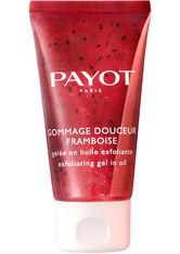 Payot - Les Demaquillantes Gommage Douceur Framboise  - Peeling - 50 Ml -