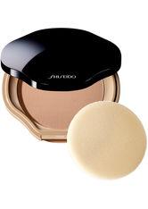 Shiseido Make-up Gesichtsmake-up Sheer and Perfect Compact Make-up Nr. I60 Natural Deep Ivory 10 g