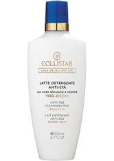 COLLISTAR - Collistar Gesichtspflege Special Anti-Age Anti-Age Cleansing Milk Face-Eye 200 ml - CLEANSING