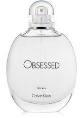 Calvin Klein Herrendüfte Obsessed for men Eau de Toilette Spray 125 ml