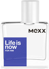 MEXX - Mexx Herrendüfte Life Is Now Man Eau de Toilette Spray 75 ml - Parfum