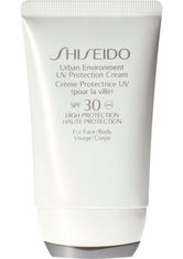 Shiseido Sonnenpflege Schutz Urban Environment UV Protection Cream SPF 30 50 ml