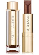 ESTÉE LAUDER - Estée Lauder Lippenmakeup Pure Color Love Lippenstift Flash Chrome 3.5 g Granite Planet - Lippenstift
