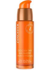 Lancaster After Sun Golden Tan Maximizer After Sun Serum Face After Sun Pflege 30.0 ml