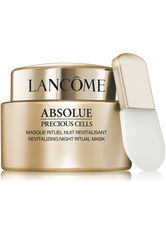 LANCÔME - Lancôme Gesichtspflege Reinigung & Masken Precious Cells Revitalizing Night Ritual Mask 75 ml - Tagespflege