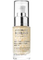 ANNEMARIE BÖRLIND Gesichtspflege Beauty Secrets Anti-Pollution & Regeneration Serum 30 ml