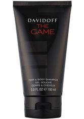 Davidoff Herrendüfte The Game Hair and Body Shampoo 150 ml