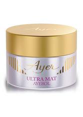 Ayer Ultra Mat Ayerol 15 ml Gesichtscreme