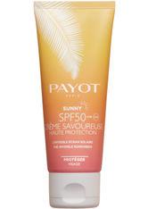 Payot - Sunny Spf 50 Creme Savoureuse - Sonnencreme - 50 Ml -