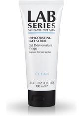 LAB SERIES - Lab Series For Men Reinigung Lab Series For Men Reinigung Invigorating Face Scrub Gesichtspeeling 100.0 ml - Cleansing
