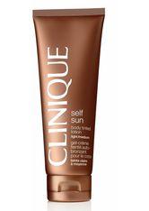 CLINIQUE - Clinique Self Sun Body Tinted Lotion Light - Medium, 125 ml - SELBSTBRÄUNER