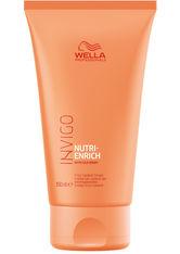 Wella Professionals - Invigo Control Cream Nutri-Enrich Frizz  - Leave-In-Pflege - 150 Ml -