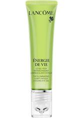 Lancôme Gesichtspflege Augenpflege Énergie de Vie Illuminating & Anti-Fatigue Cooling Eye Gel 15 ml