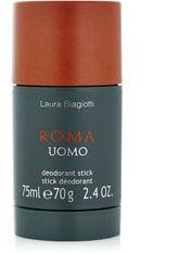 Laura Biagiotti Herrendüfte Roma Uomo Deodorant Stick 75 ml