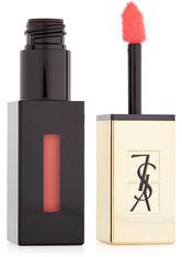 Yves Saint Laurent Make-up Lippen Rouge Pur Couture Vernis a Lèvres Nr. 50 Encre Nude 6 ml
