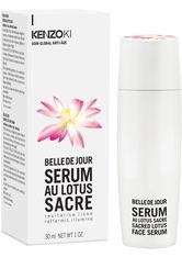 Kenzo BELLE DE JOUR - Globale Anti-Aging-Pflege Kenzoki Belle de Jour Sacred Lotus Face Serum (30ml)