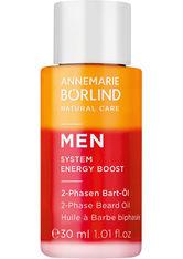 Annemarie Börlind - Men 2-Phasen Bart-Öl - Bart- Und Rasieröl - 30 Ml -