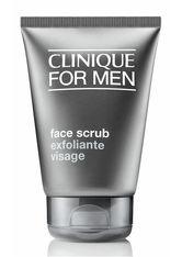 CLINIQUE - Clinique Herrenpflege Clinique For Men Face Scrub (100ml) - RASIERSCHAUM & CREME