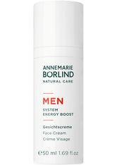 Annemarie Börlind - Men Gesichtscreme - Gesichtscreme - 50 Ml -