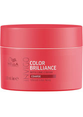 Wella Professionals Haarkur »Invigo Color Brilliance Vibrant Color Mask Coarse«, farbschützend