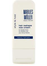 MARLIES MÖLLER - Marlies Möller Style & Hold Hair Reshape Wax Cream - POMADE & WACHS