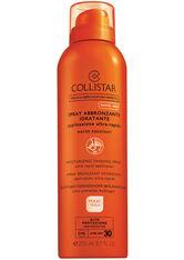 COLLISTAR Selbstbräunungsspray »Moisturizing Tanning Spray«, Lichtschutzfaktor 30