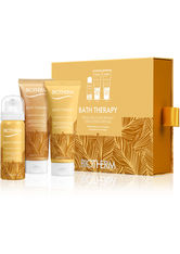 BIOTHERM - Biotherm Geschenksets Für Sie Bath Therapy Delighting Blend Set Small Delighting Blend Body Cleansing Foam 50 ml + Delighting Blend Body Hydrating Cream 75 ml + Delighting Blend Body Smoothin - DUSCHEN & BADEN