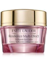 Estée Lauder Gesichtspflege Resilience Multi-Effect Tri-Peptide Eye Creme Augencreme 15.0 ml