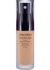 Shiseido Synchro Skin Lasting Flüssigkeits-Foundation LSF 20(30 ml) (verschiedene Farbtöne) - Neutral 2