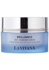 LA VIVANA - LA VIVANA Brilliance Anti-Aging Day Cream 50 Milliliter - TAGESPFLEGE