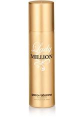 Paco Rabanne Lady Million Deodorant Vaporisateur Spray Deodorant 150.0 ml